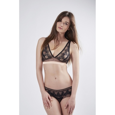 Mimi Holliday Orchid BH bügellos Peach/Black