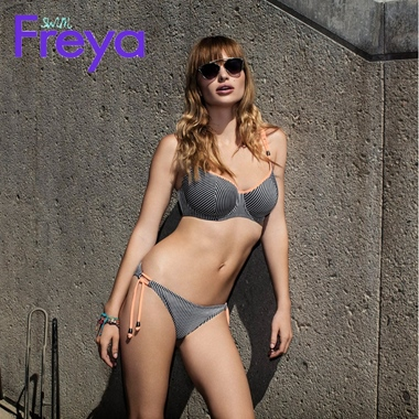 Freya Swim Horizon Bikini Set Slate