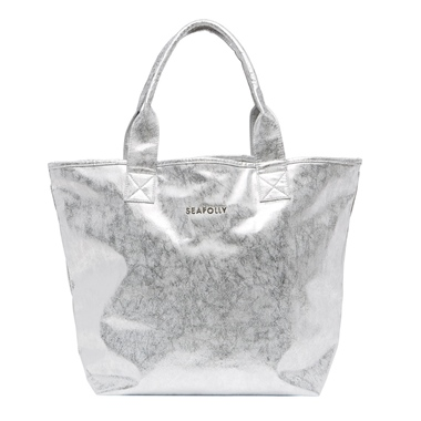 Seafolly Australia Carried Away Tasche Pewter