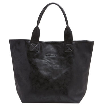 Seafolly Australia Carried Away Tasche Black