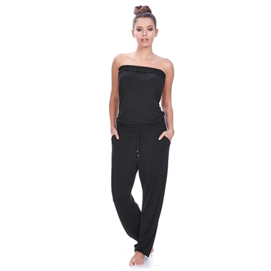 Freya Swim Jet Set Jumpsuit Black