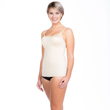 Magic Bodyfashion Hemdchen Luxury Camisole latte