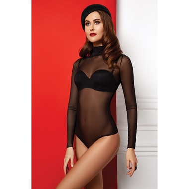 Anabel Arto Body String Schwarz