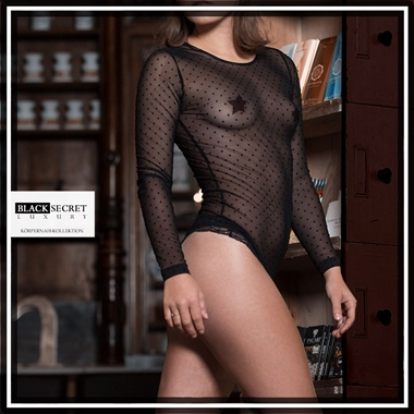 Körpernah Black Secret Luxory Body SL Black