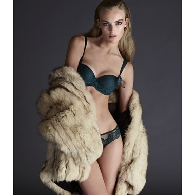 Andres Sarda Louise Push-Up Jewel Green