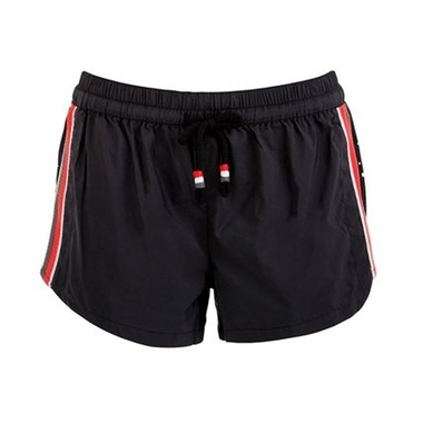 Seafolly Australia Colour Block Short Black