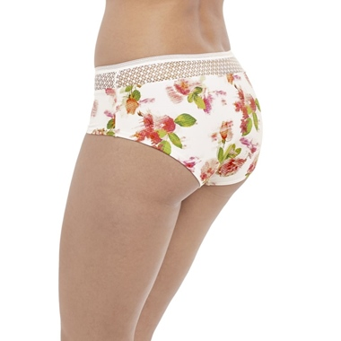 Freya Rose Tapestry Panty White