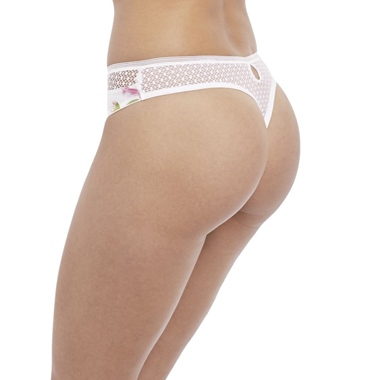 Freya Rose Tapestry String White