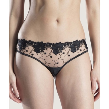 Aubade Paris Belle Camelias Panty Hypnotique