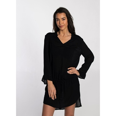 Cyell Beach Vibes Kleid Bademode black