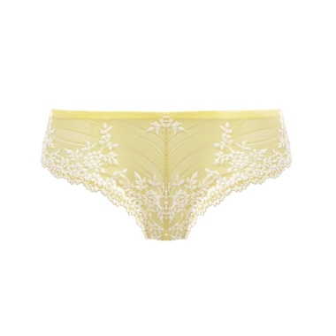 Wacoal Embrace Lace Luxus String Lemon