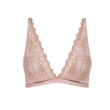 Wacoal Lace Perfection BH bügellos Rose Mist