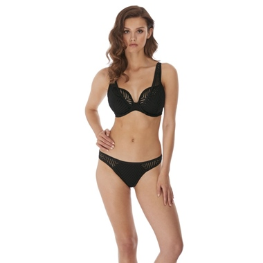 Freya Swim Urban Bikini Set mit Bügel black