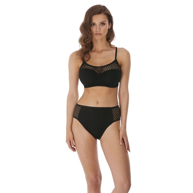 Freya Swim Urban Bikini Set mit Bügel gef. black
