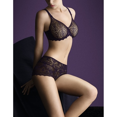 Empreinte Cassiopee Panty Blueberry