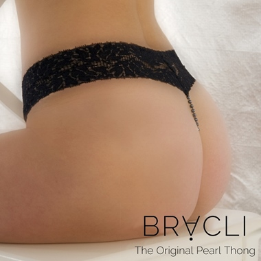 Bracli Perlenstring Ebony Your Night Schwarz *