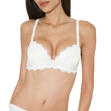 Aubade Paris A L`Amour Push-Up BH Nacre
