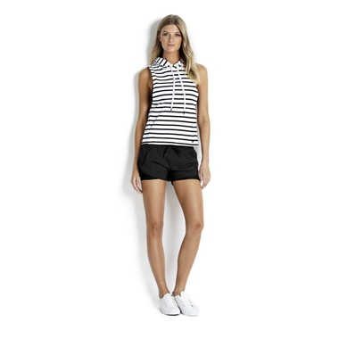Seafolly Australia HorizonLuxe Short Black