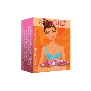 Magic Bodyfashion Push-Up Silikon Einlagen 1750 Skin