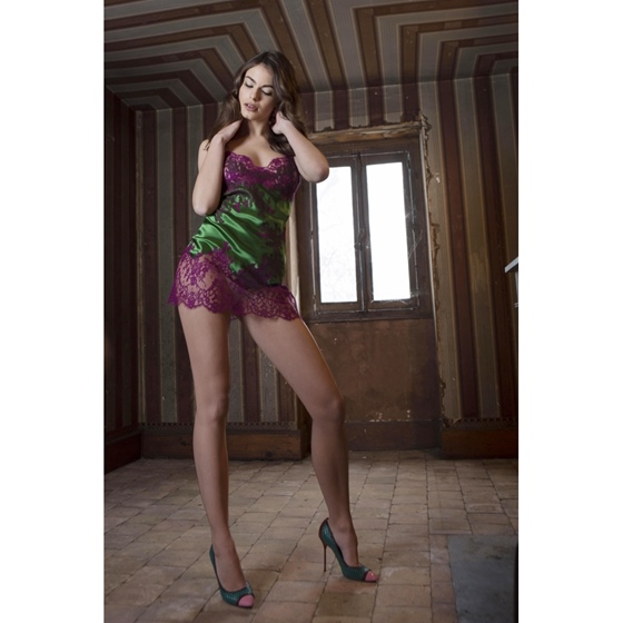 Marjolaine Duo Negligee Fouge/Duo