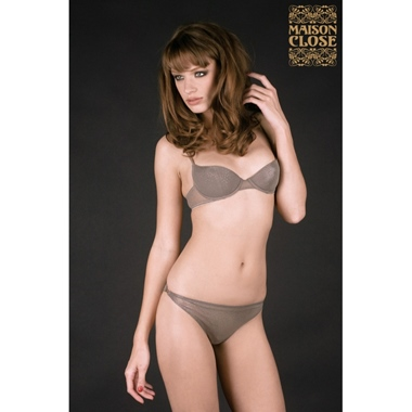 Maison Close Push-Up douce provocation