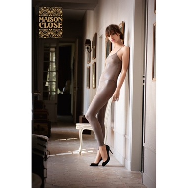 Maison Close Catsuit ouvert Douce Provocation