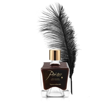Bijoux Indiscrets Body Painting Dark Chocolate