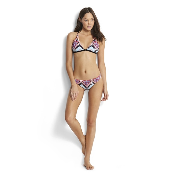 Seafolly Australia Sahara Nights Bikini Set Sahara