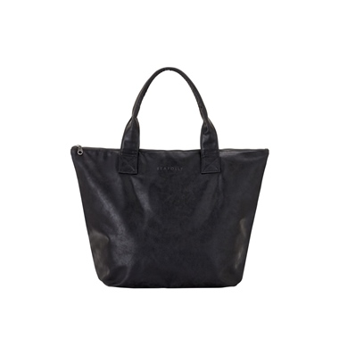 Seafolly Australia Vegan Leather Shopper Black