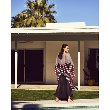 PrimaDonna Swim Hollywood Kaftan Red Carpet